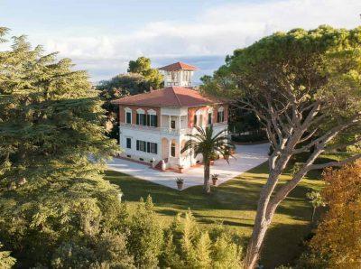 Villa Gentiloni Paolorossi Webstrategia