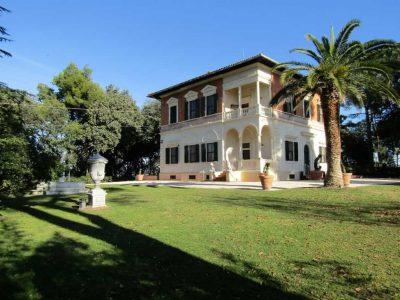 Villa Gentiloni Paolorossi parco per cerimonie eventi
