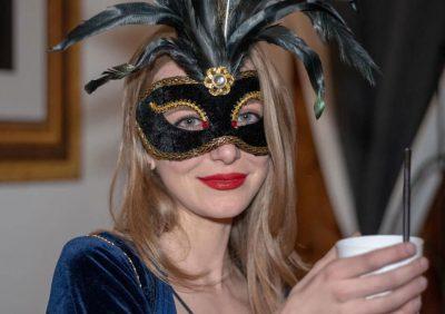 Carnevale Villa Gentiloni evento festa esclusiva feste a tema