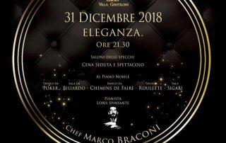 Feste Eventi esclusivi location Villa Gentiloni Capodanno carnevale primo maggio