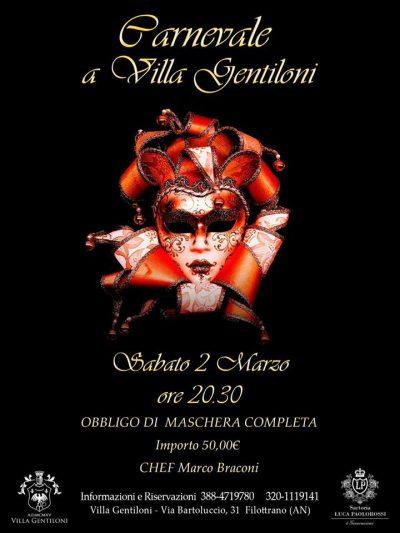 Carnevale Eventi esclusivi location Villa Gentiloni (21)
