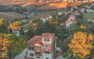 Villa Gentiloni location eventi matrimoni feste