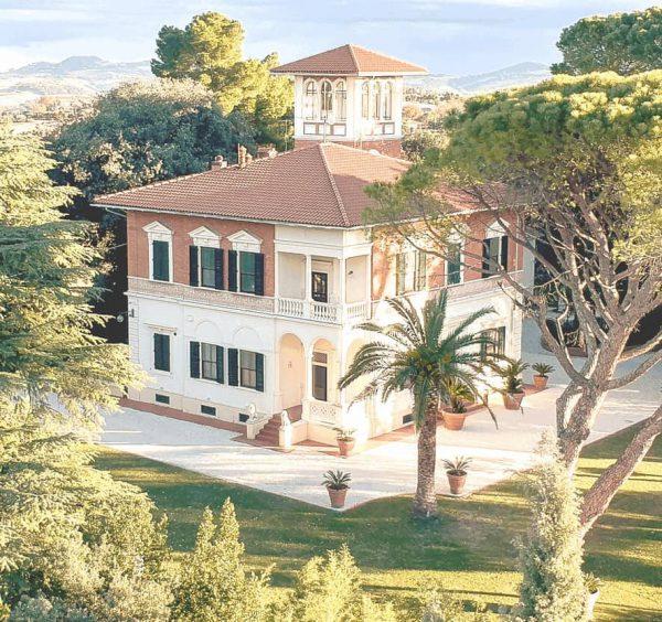Villa Gentiloni location eventi feste matrimoni cerimonie