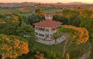Villa per matrimoni Location Marche eventi affitto Filottrano Gentiloni feste (10) rett